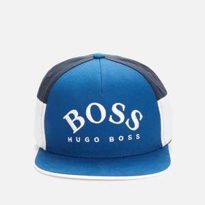 BOSS Athleisure Men's Colour Block Cap - Bright Blue