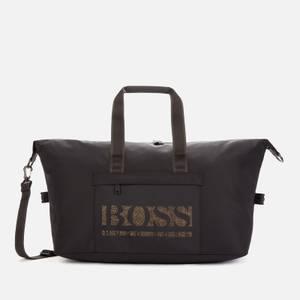 BOSS Men's Magnified Holdall Bag - Black
