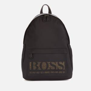 BOSS Men's Magnified Backpack - Black