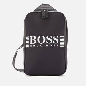 BOSS Men's Pixel Backpack - Dark Blue