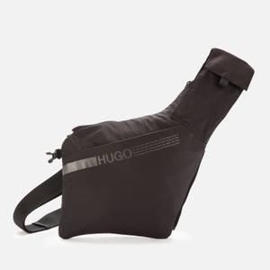 HUGO Men's Kambat Cross Body Bag - Black