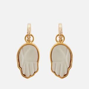 Isabel Marant Women's Charm Earrings - Ecru