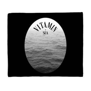 Vitamin Sea Fleece Blanket