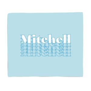 Mitchell Fleece Blanket