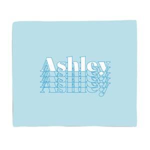 Ashley Fleece Blanket