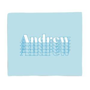 Andrew Fleece Blanket