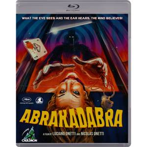Abrakadabra (Includes CD)