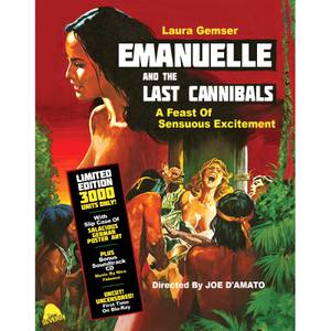 Emanuelle And The Last Cannibals [Limited Edition] (Includes CD)
