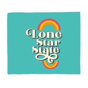 Lone Star State Fleece Blanket