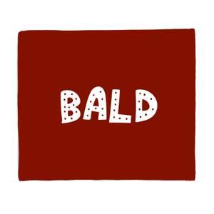 Bald Fleece Blanket