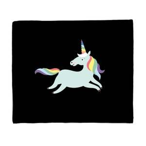 B*tch Please I'm A Unicorn Fleece Blanket