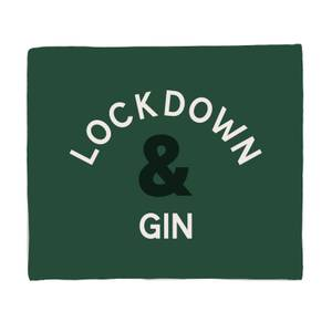 Lockdown & Gin Bed Throw