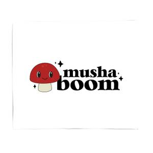 Mushaboom Bed Throw