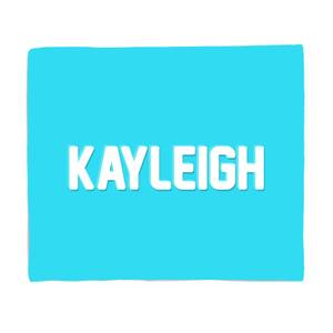 Embossed Kayleigh Bed Throw