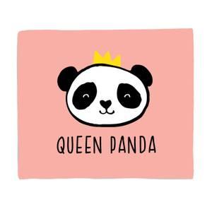Queen Panda Bed Throw