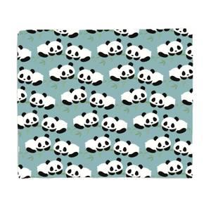 Sleepy Time Panda Bed Throw