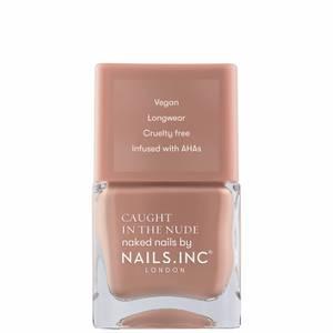 nails inc. Caught in The Nude Nail Polish 15ml (Various Shades)