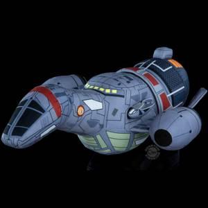 Quantum Mechanix Firefly Q-Pal Plush - Serenity