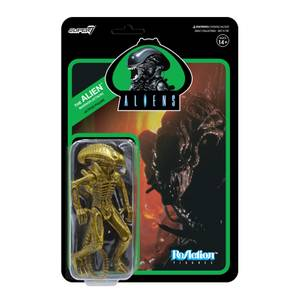 Super7 Aliens ReAction - Figura guerrero (ataque)