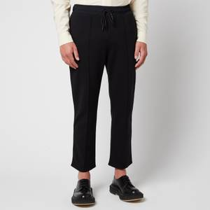 Tom Wood Men's Worker Trousers - Pitch Black