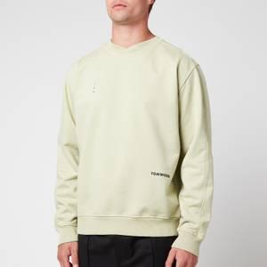 Tom Wood Men's Crewneck Sweatshirt - Dusty Mint