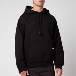 Tom Wood Men's Pullover Hoodie - Pitch Black