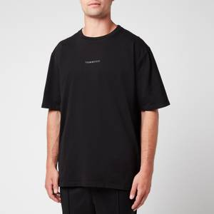 Tom Wood Men's Audio 2 T-Shirt - Pitch Black