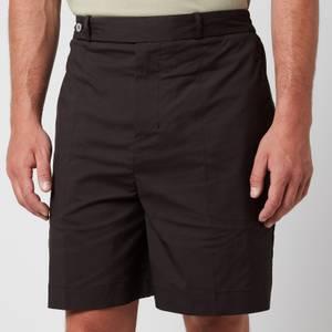 Tom Wood Men's Capital Shorts - Pitch Black
