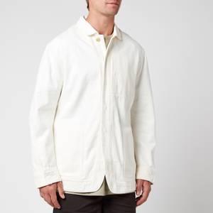 Tom Wood Men's Miles Jacket - Vintage White