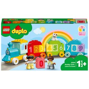 LEGO DUPLO Number Train - Learn To Count Toy for Toddlers (10954)