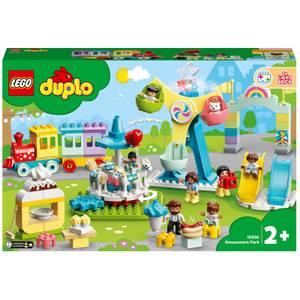 LEGO DUPLO Town Amusement Park Set (10956)