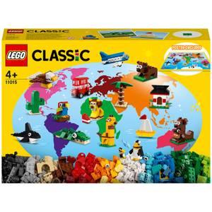 LEGO Classic Around the World Set (11015)