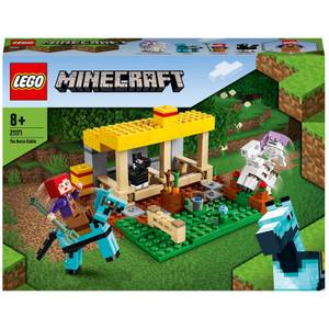 LEGO Minecraft The Horse Stable Set (21171)