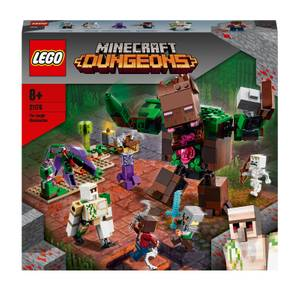 LEGO Minecraft The Jungle Abomination Set (21176)