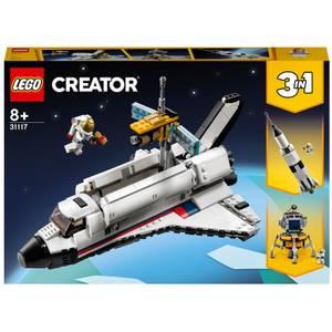 LEGO Creator Space Shuttle Adventure Set (31117)