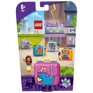 LEGO Friends Olivia's Gaming Cube Toy (41667)