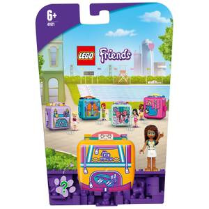 LEGO Friends Andrea's Swimming Cube Toy (41671)