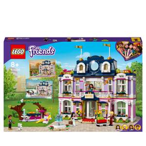 LEGO Friends Heartlake City Grand Hotel Construction Toy (41684)