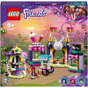 LEGO Friends Magical Funfair Stalls Toy (41687)