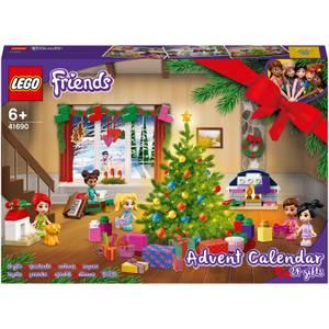 LEGO Friends: Advent Calendar 2021 Christmas Set  (41690)