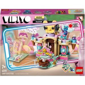 LEGO® VIDIYO™ Candy Castle Stage (43111)