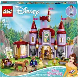 LEGO Disney Le château de la Belle et la Bête (43196)