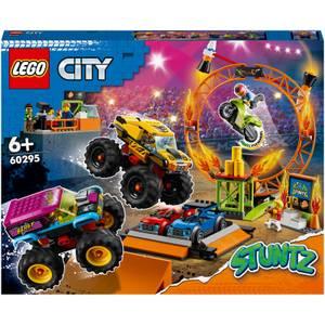 LEGO City Stunt Show Arena Toy (60295)