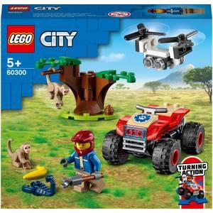 LEGO City Wildlife Rescue ATV Toy (60300)