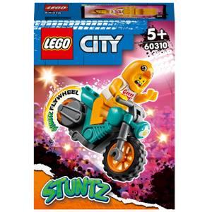 LEGO City Chicken Stunt Bike Toy (60310)