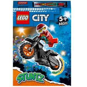 LEGO Ciy Fire Stunt Bike Toy (60311)
