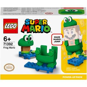 LEGO Super Mario Frog Mario Power-Up Pack Toy Costume (71392)