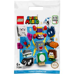 LEGO Super Mario Character Packs – Series 3 Collectible Toy (71394)