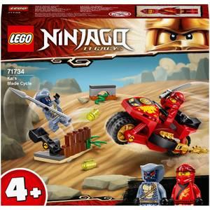 LEGO Ninjago Kai's Blade Cycle Toy (71734)