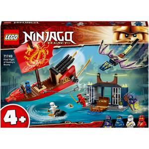 LEGO Ninjago Final Flight of Destiny's Bounty Set (71749)